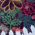 Taichi's Garden III, 1992